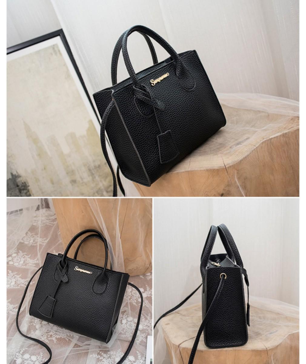新品 バッグ トート コンパクト しょる レディースバッグ 2way ショルダーバッグ ハンドバッグ