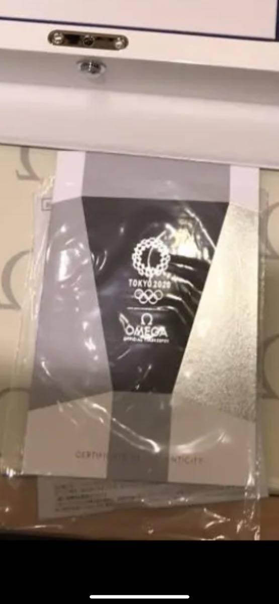 オメガ スピードマスター プロフェッショナル 東京オリンピック パンダ 限定モデル_画像4
