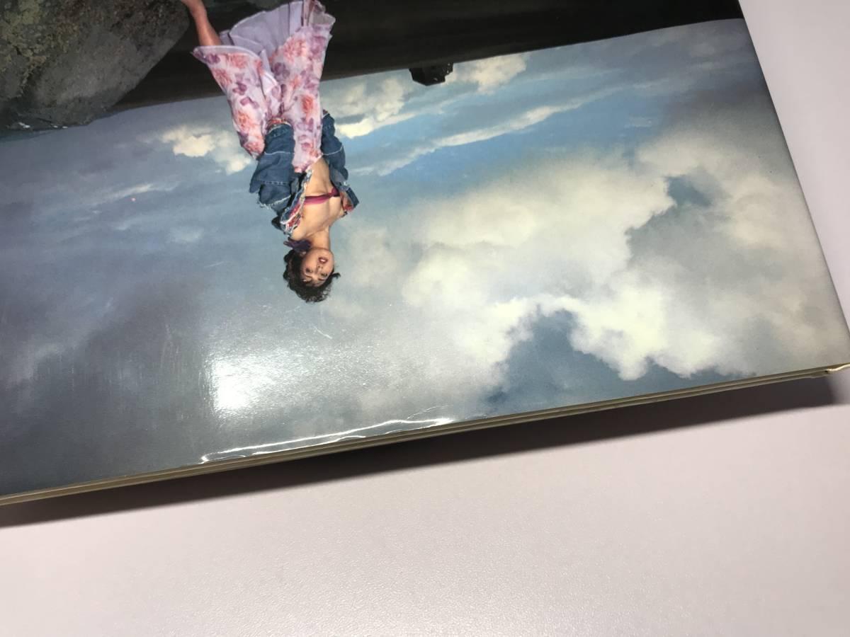 [写真集/即決価格]浜田朱里写真集『ハーフ・ムーン』初版(第一刷)/清水清太郎撮影