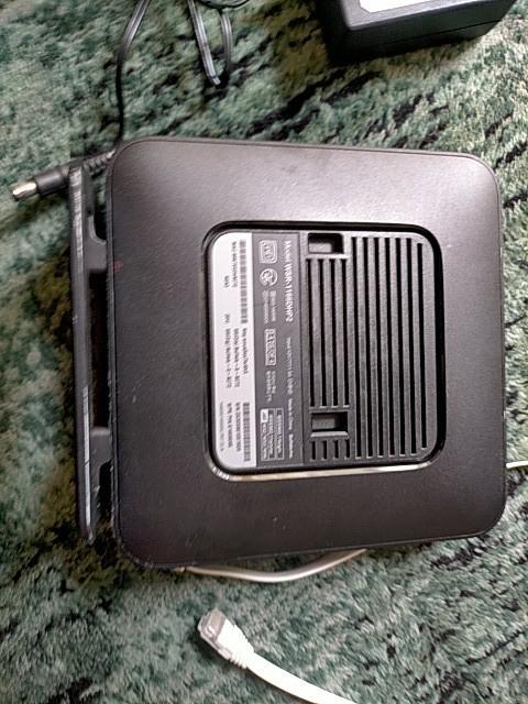 バッファロー 無線LANルーター WSR-1166DHP2 866+300mbps wi-fi