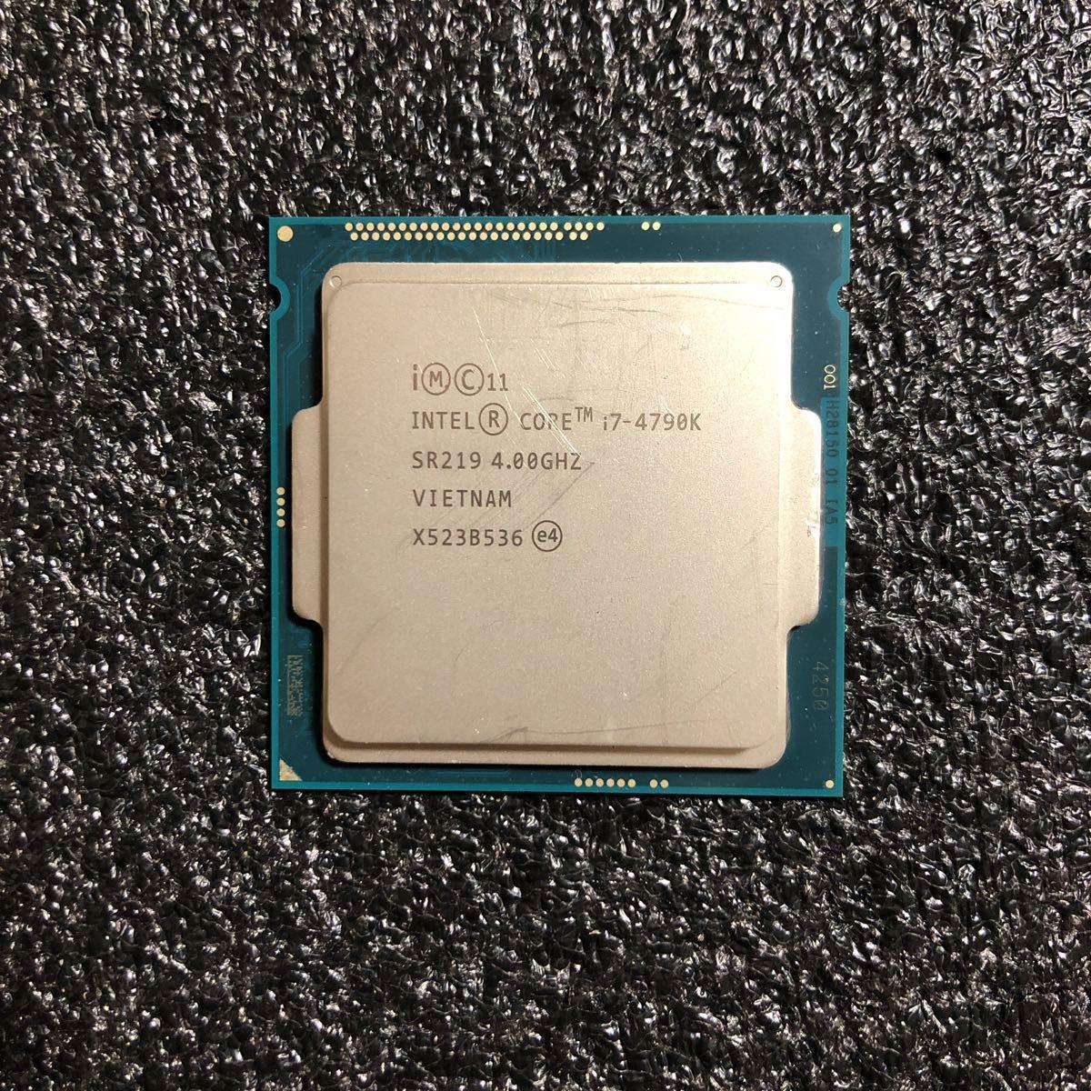 Intel CPU Core i7-4790K 4.00GHz