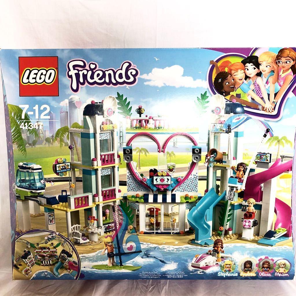 ★LEGO★ レゴ 41347 レゴフレンズ ハートレイクシティ リゾート ホテル 女の子 FRIENDS 現状販売_画像6