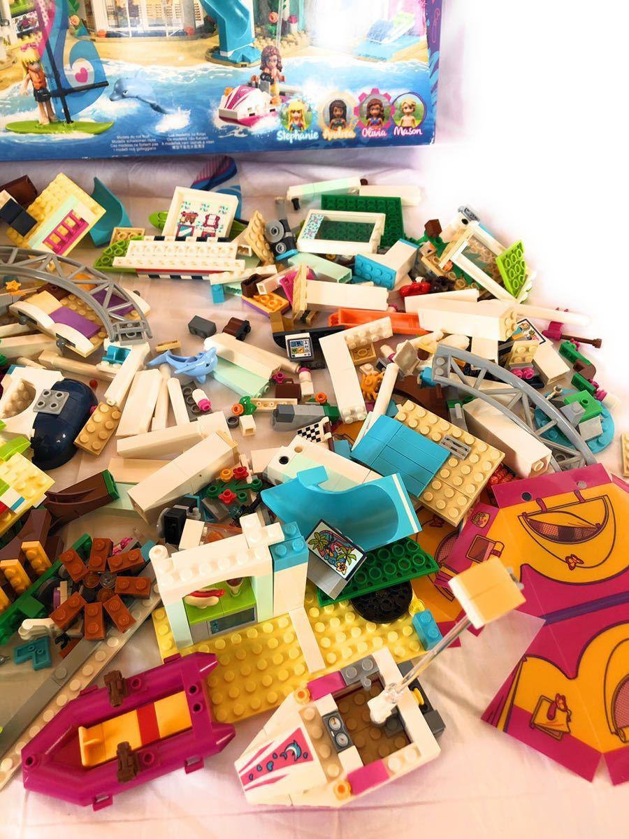 ★LEGO★ レゴ 41347 レゴフレンズ ハートレイクシティ リゾート ホテル 女の子 FRIENDS 現状販売_画像3