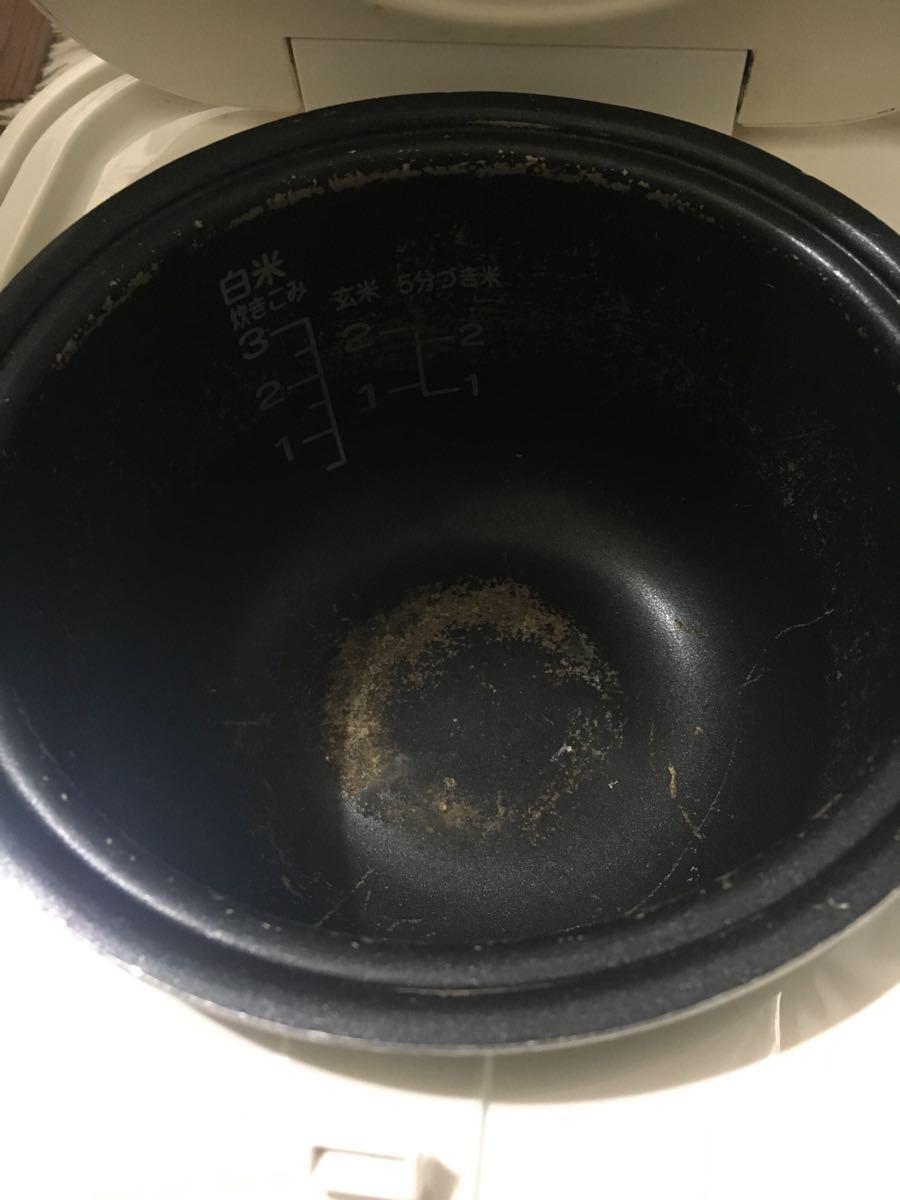Haier★マイコンジャー炊飯器★3合炊き コンパクトJJ-M30B
