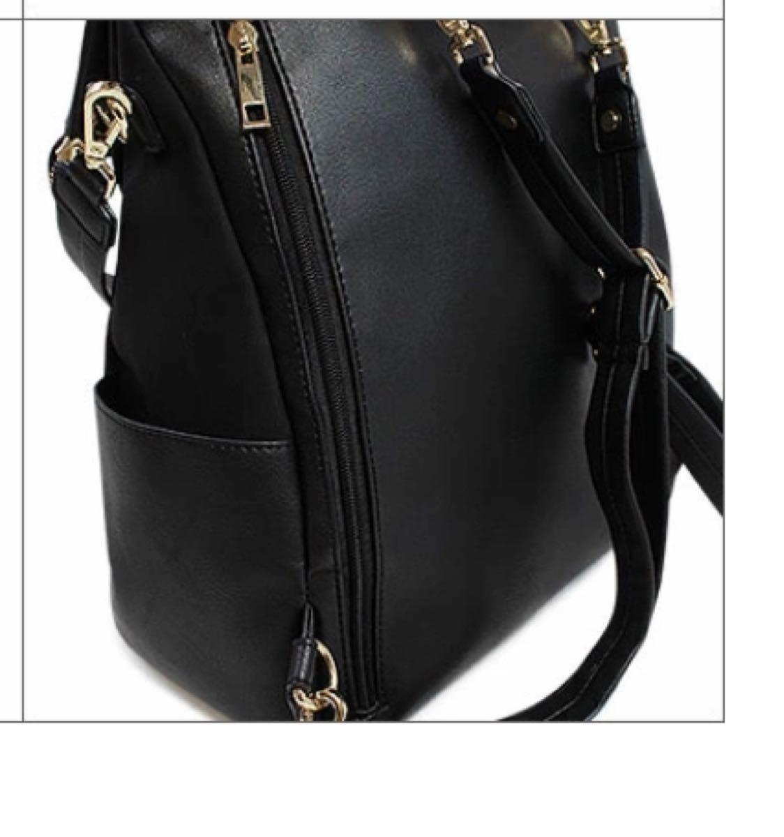 ♯VIVAYOU ♯リュック ♯ママバッグ ♯ブラック ♯マザーズバッグ ♯バッグパック 2way ショルダーバッグ ハンドバッグ