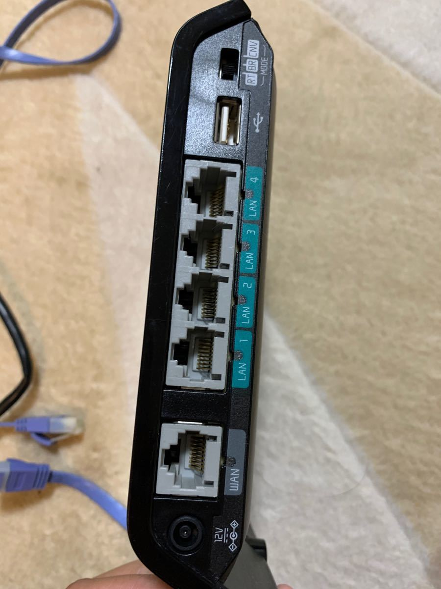 NEC Wi-Fi 無線LANルーター