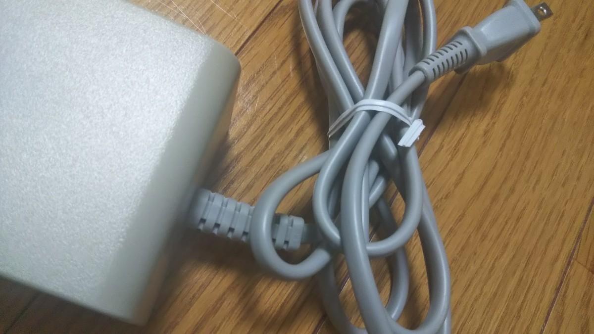 WiiU 本体 ACアダプター  ACアダプタ  Nintendo 任天堂  WiiUACアダプター Wii U
