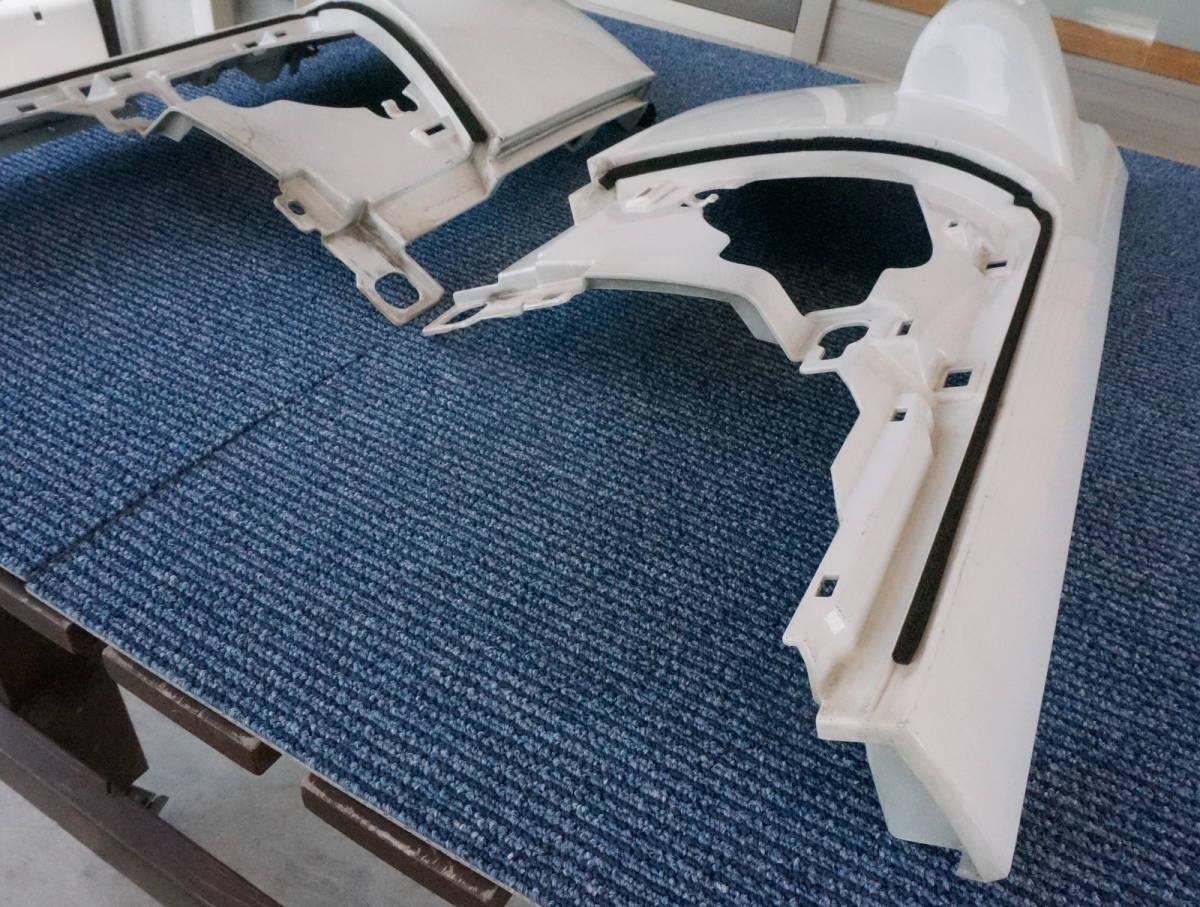 ISUZU いすゞ 純正品 07エルフ ハイキャブ ワイド コーナーパネル 左右セット_画像6