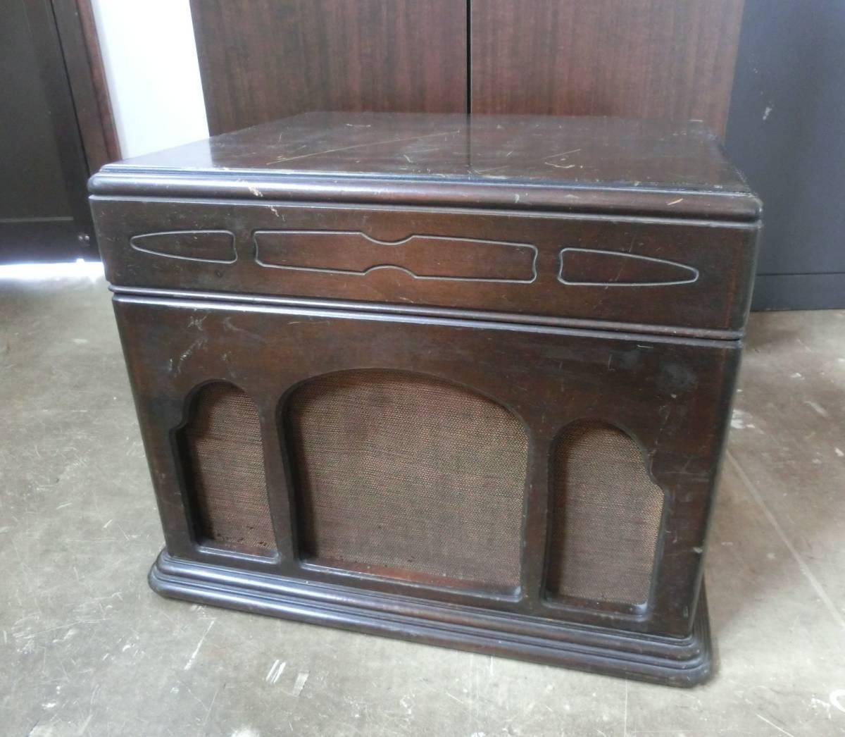 蓄音機 ビクター J1-50 稼働品 ビクトローラ