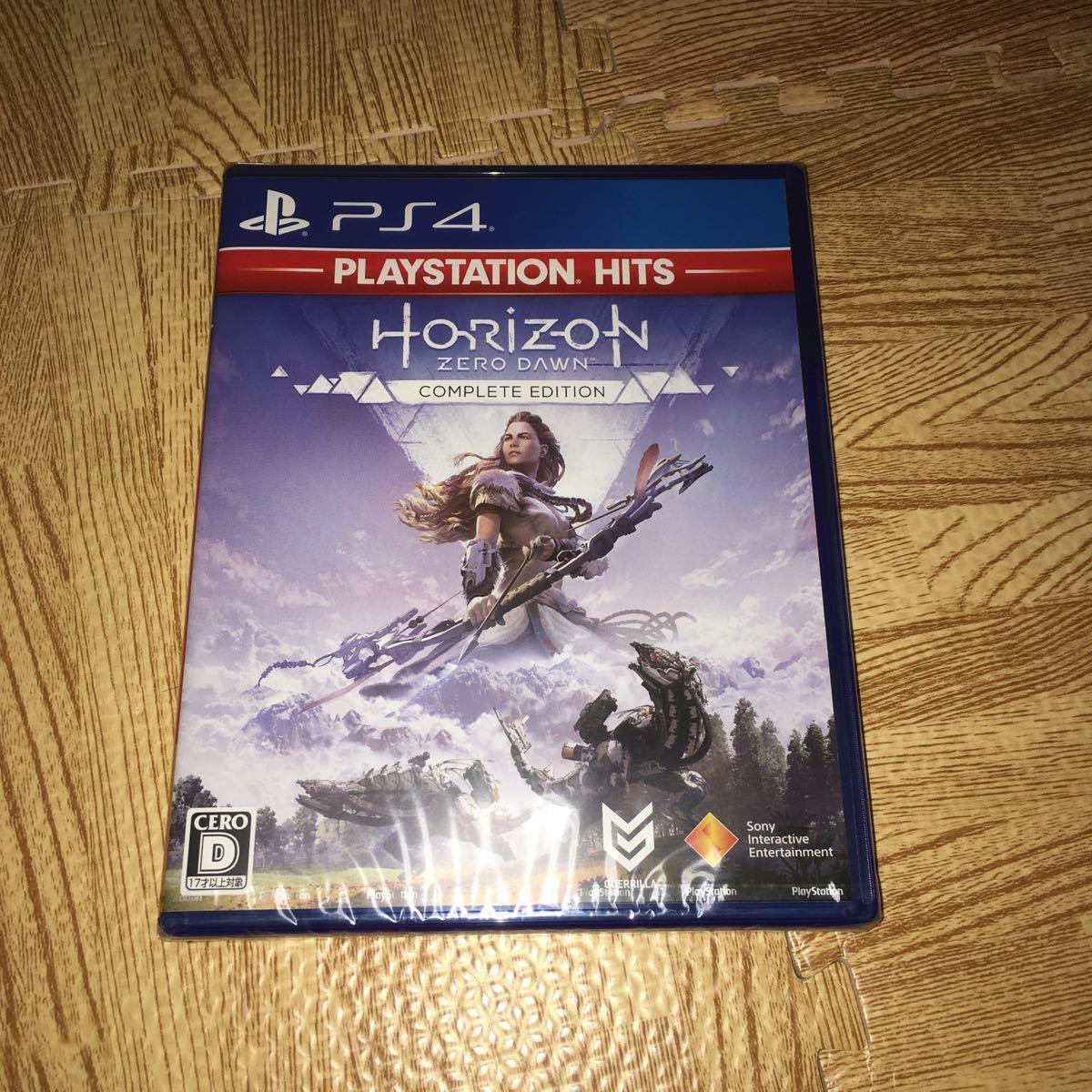 【PS4】 Horizon Zero Dawn [Complete Edition PlayStation Hits]