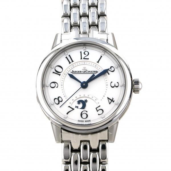 Jaeger-LeCoultre JAEGER LE COULTRE Rendezvous Night & Day Small Q3468110 Белый циферблат в виде ракушки Новые часы Женские брендовые часы и Sayuki & Jaeger-LeCoultre