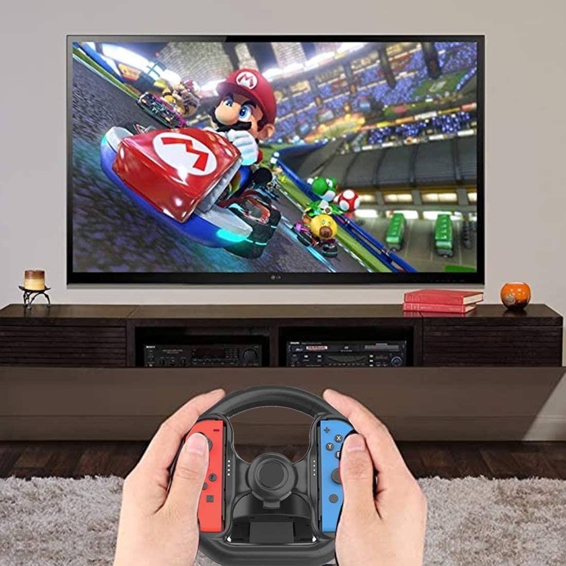 Nintendo Switch ハンドル Chayoo マリオカート8