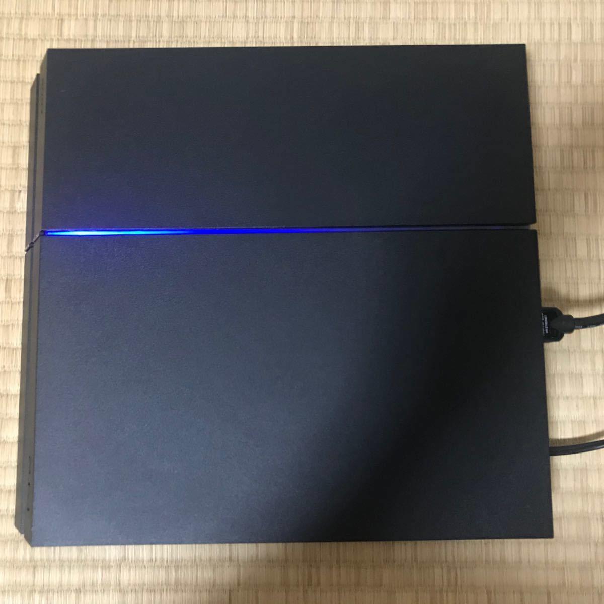 ジャンク 中古品 SONY PlayStation 4 CUH-1200A 本体のみ プレイステーション4 PS4 本体