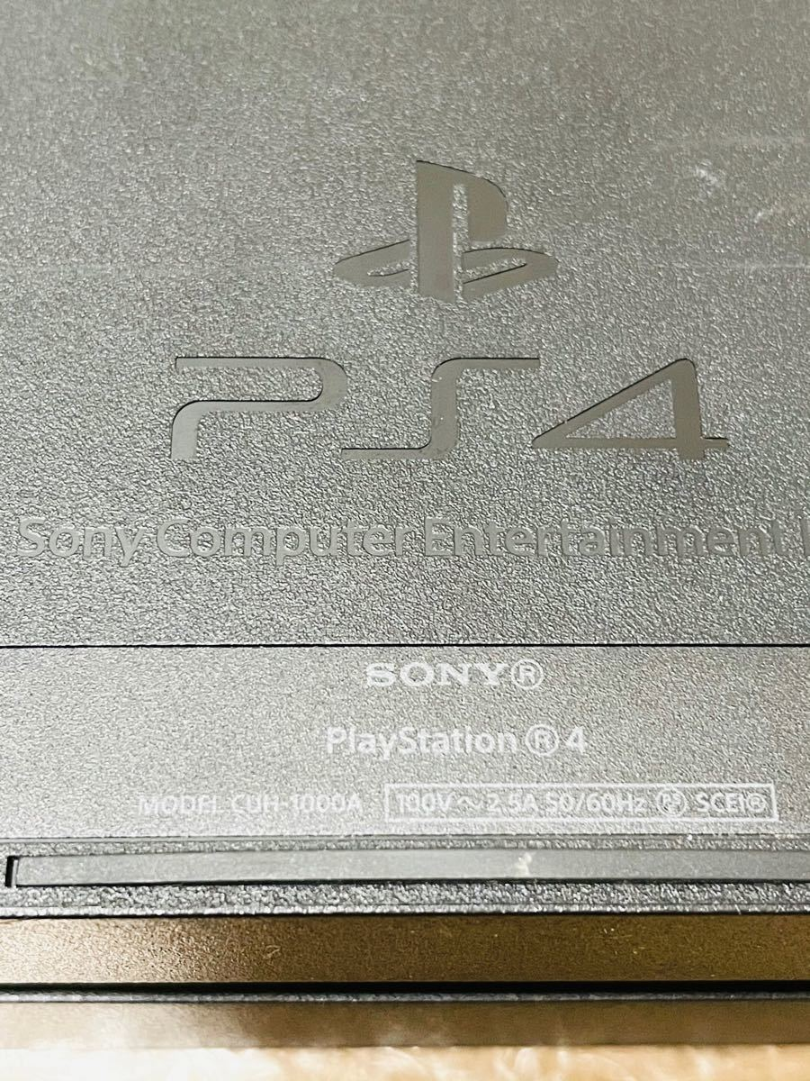 PS4  500GB  CUH-1000 本体のみ プレイステーション4 SONY