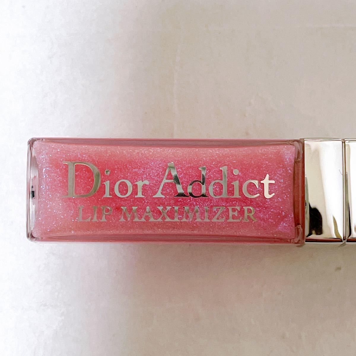 Dior Addict  リップマキシマイザー 009  2ml