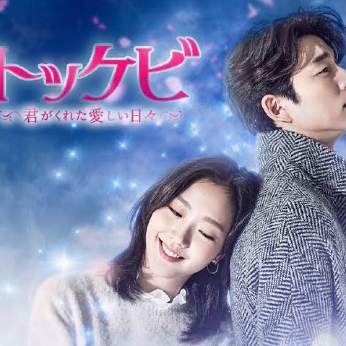韓国ドラマ トッケビ DVD 全話
