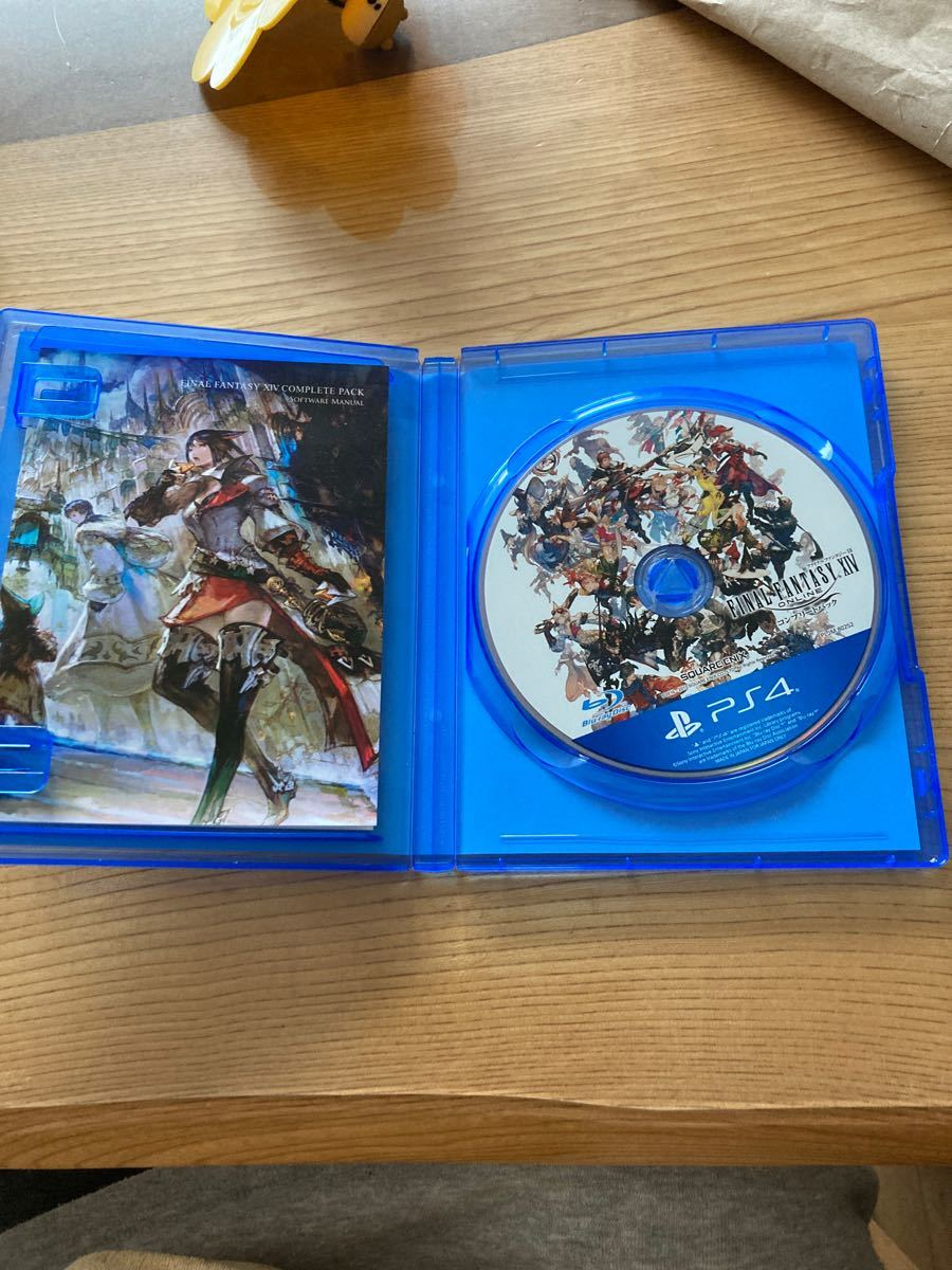 【米村守一様専用】ファイナルファンタジーXIV  オンライン コンプリートパック PS4