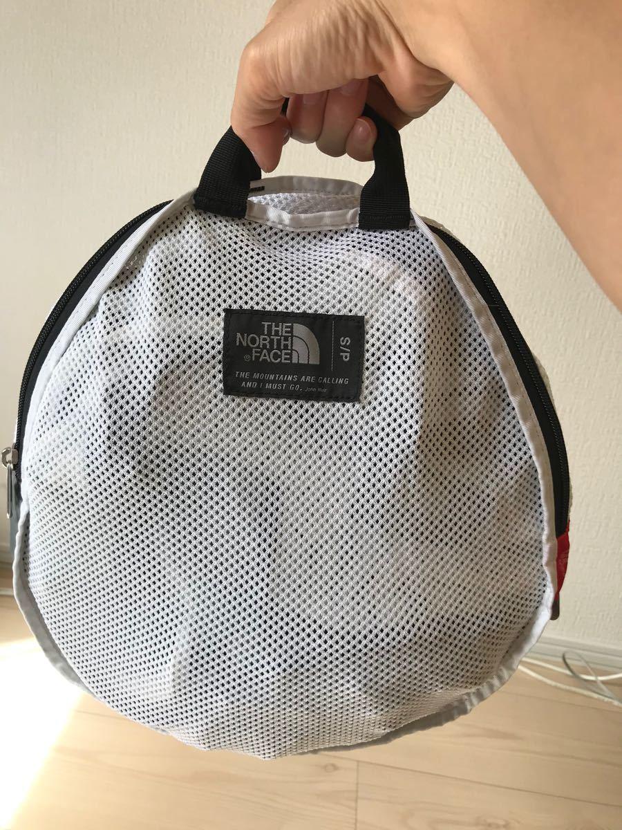 ノースフェイス BC ダッフル Sサイズ  収納袋。