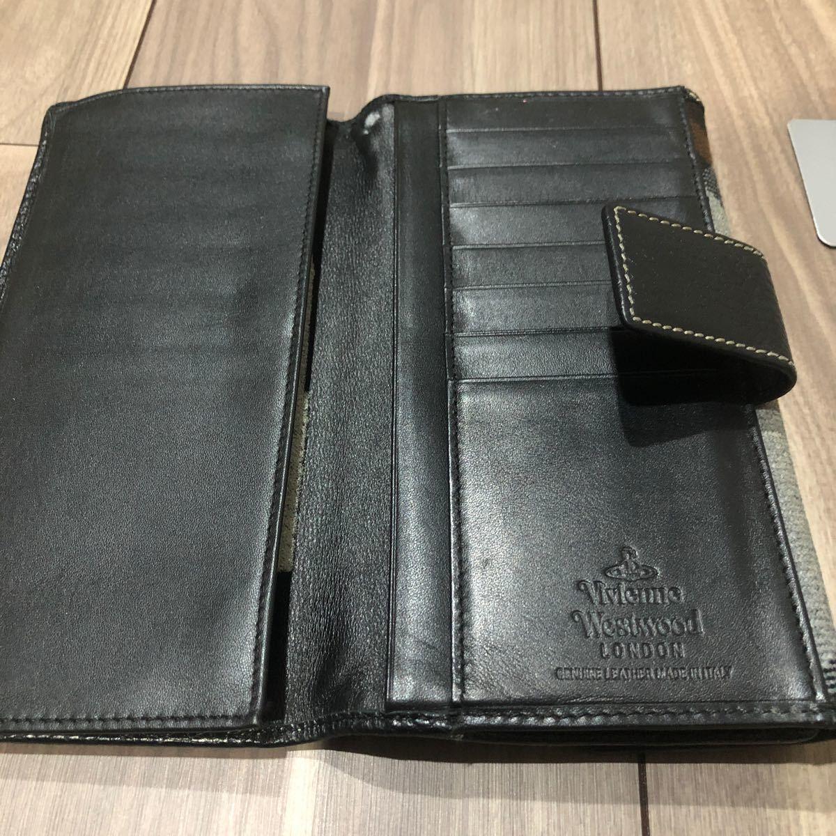 Vivienne Westwood ヴィヴィアンウエストウッド 長財布 財布