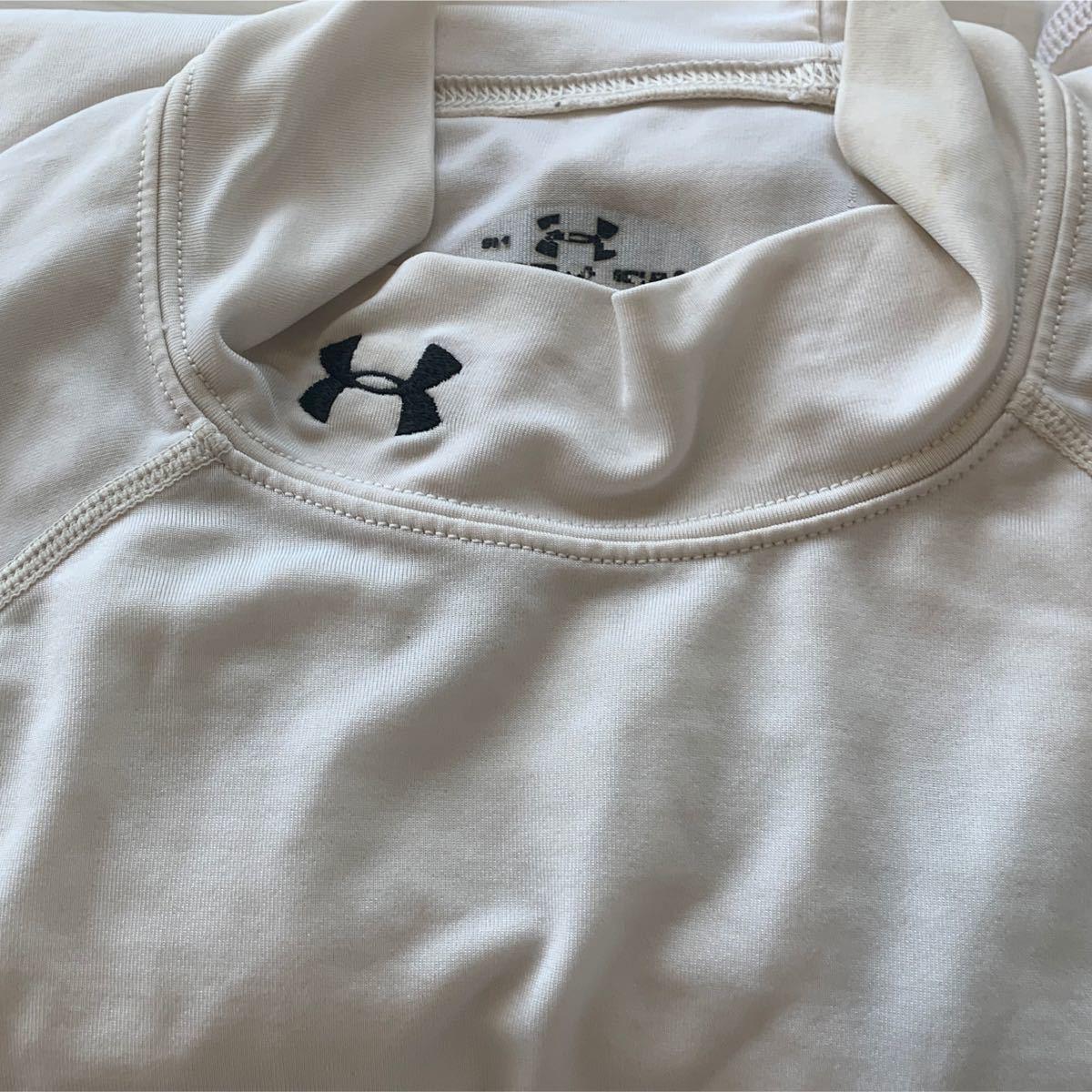 アンダーアーマー UNDER ARMOUR コンプレッションシャツ アンダーアーマーヒートギア インナーシャツ