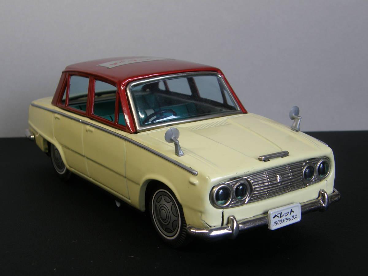 ★バンダイ いすゞ・ベレット 電動走行 完動品 ツートンカラー美品