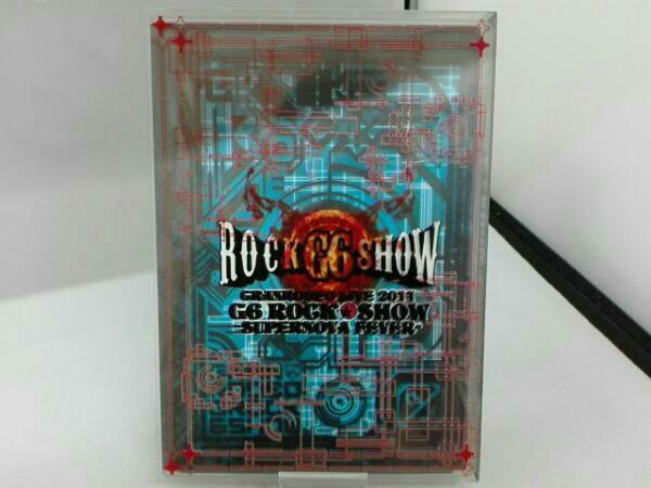 GRANRODEO LIVE 2011 G6 ROCK☆SHOW~SUPERNOVA FEVER~LIVE DVD ライブグッズの画像