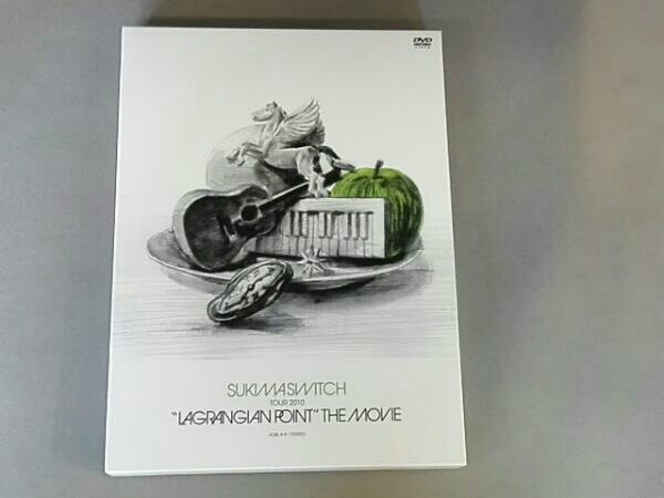 """スキマスイッチTOUR2010""""LAGRANGIAN POINTTHE MOVIE(初回生産) ライブグッズの画像"""