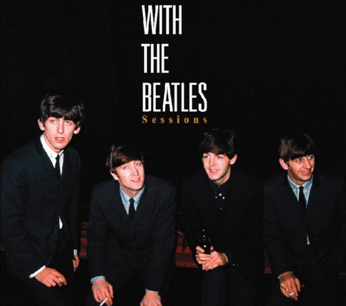 THE BEATLES/ WITH THE BEATLES レア盤2種セット_画像2