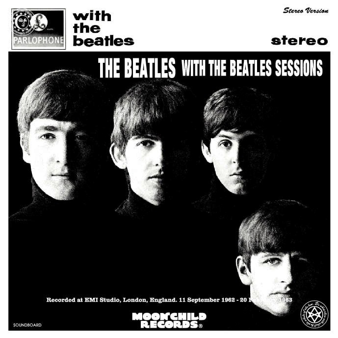 THE BEATLES/ WITH THE BEATLES レア盤2種セット_画像3