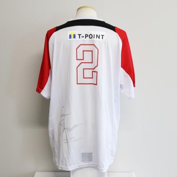 [チャリティ]福岡ソフトバンクホークス スチュワート投手 WE=KYUSHUプラクティスTシャツ_画像1
