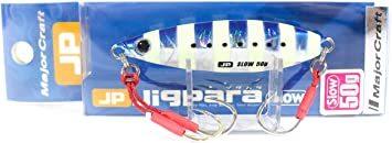 ゼブライワシ 30g メジャークラフト ルアー メタルジグ ジグパラ スロー ライト ショアジギング用_画像3
