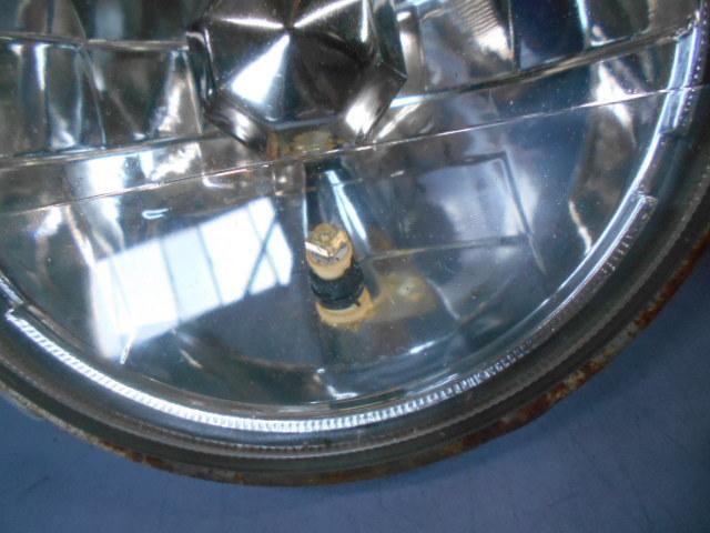 ジムニー JA11V 左右ヘッドライト スモールランプ加工品_画像2