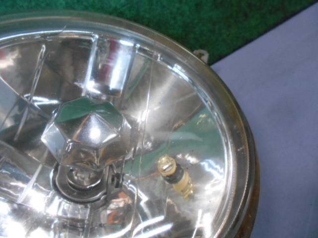 ジムニー JA11V 左右ヘッドライト スモールランプ加工品_画像3