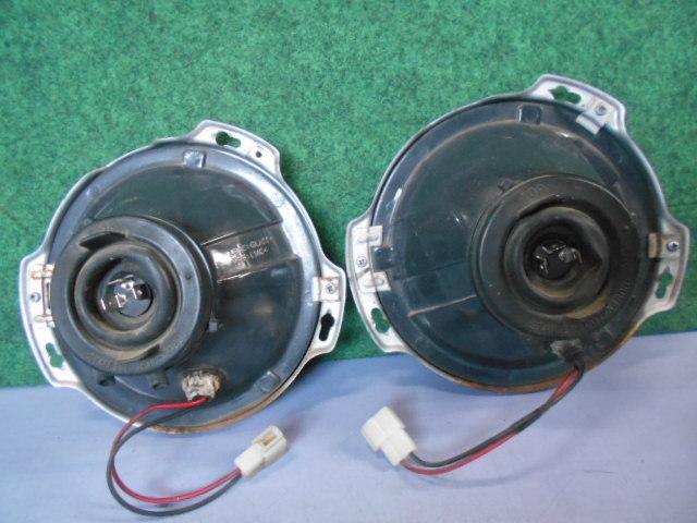 ジムニー JA11V 左右ヘッドライト スモールランプ加工品_画像4