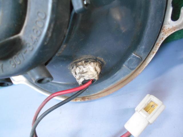 ジムニー JA11V 左右ヘッドライト スモールランプ加工品_画像5