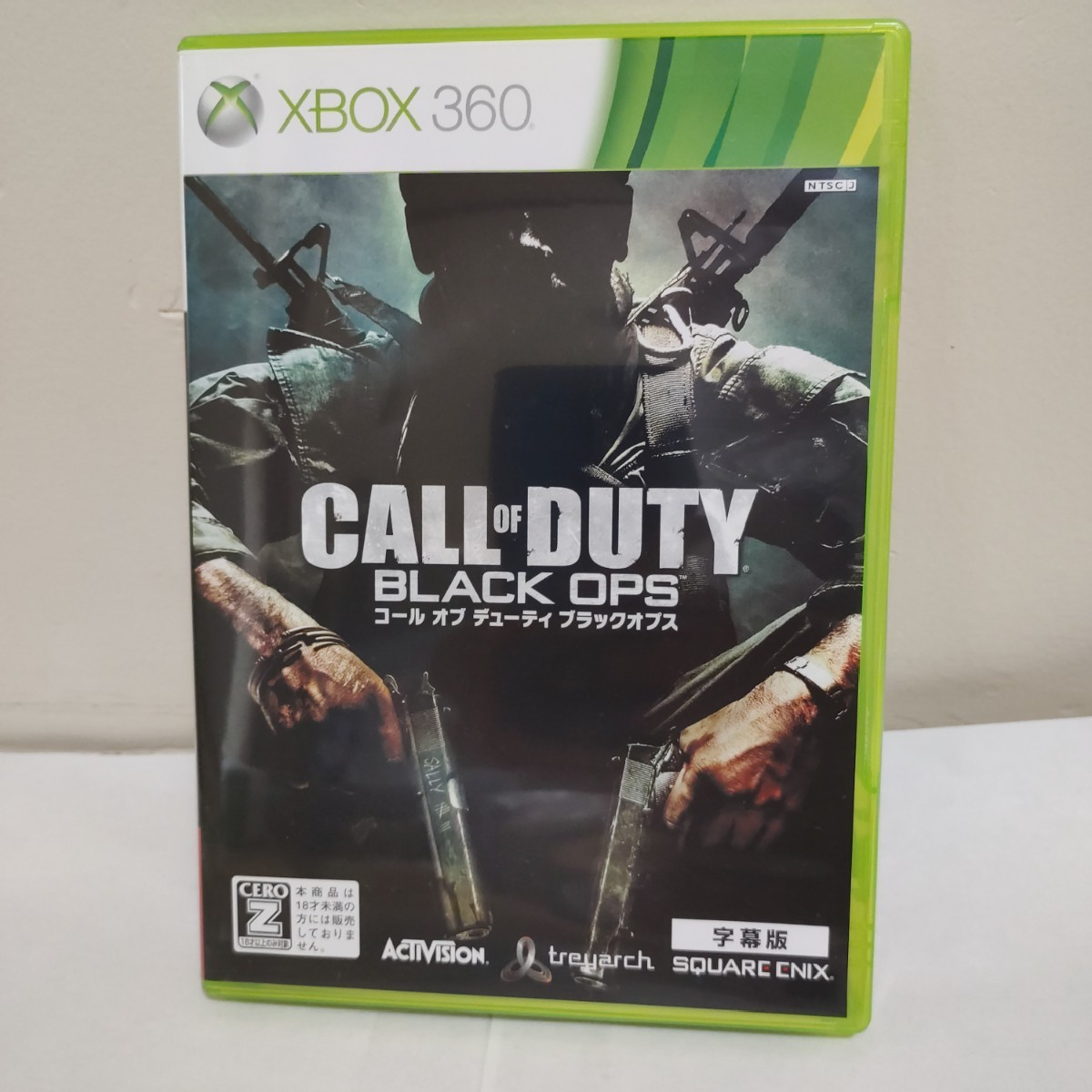 Call of duty black OPS XBOX360