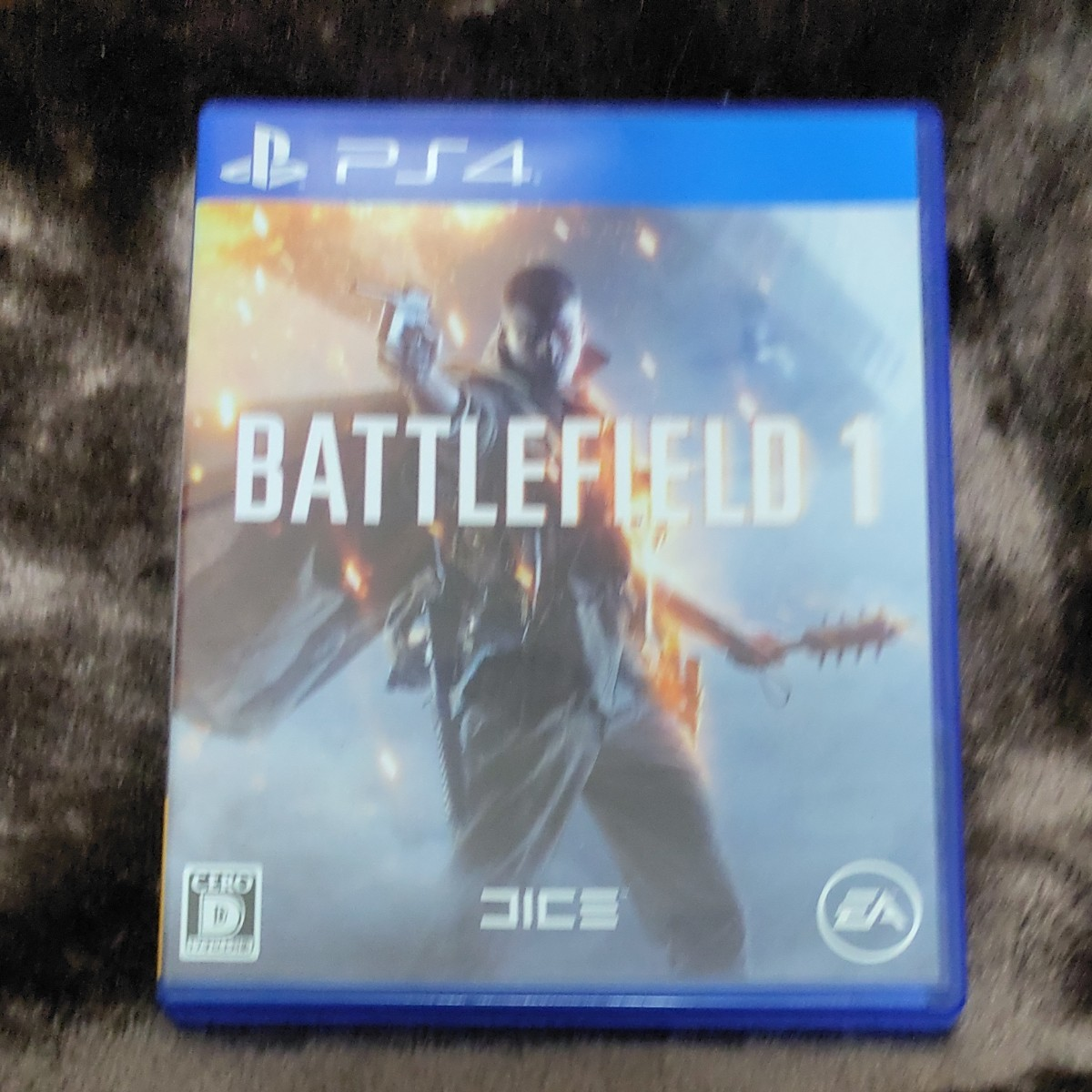 PS4ソフト バトルフィールド1 BATTLEFIELD