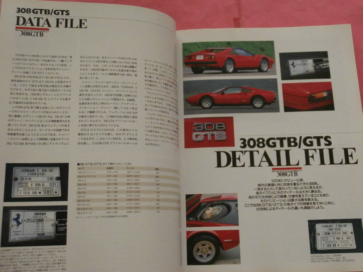 フェラーリ308GTB GTS クワトロバルボーレ スクーデリア 11_画像3