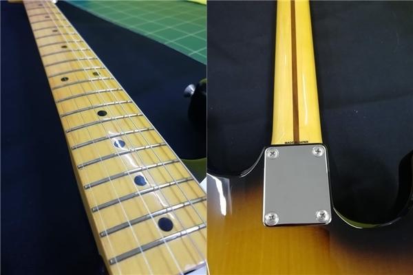 ◆Fender Japan フェンダージャパン ST57/LH 左利き用ストラトキャスター 2010年~2012年製 Lefthand model美品◆_画像7