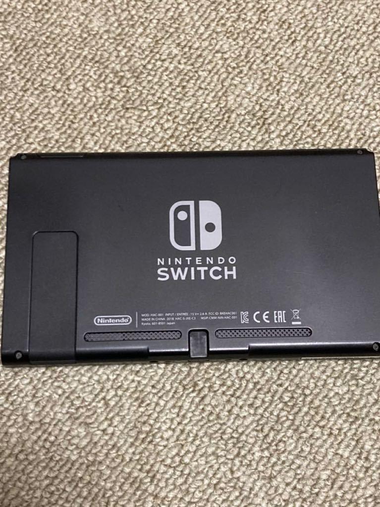 Nintendo Switch 旧型 本体のみ ニンテンドースイッチ本体 ニンテンドースイッチ 任天堂スイッチ本体 Switch本体 Switch スイッチ