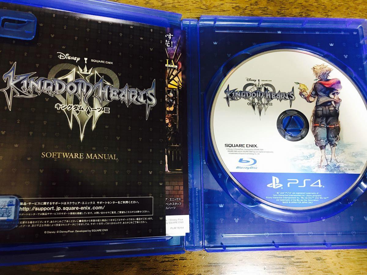 PS4ソフト キングダムハーツ3