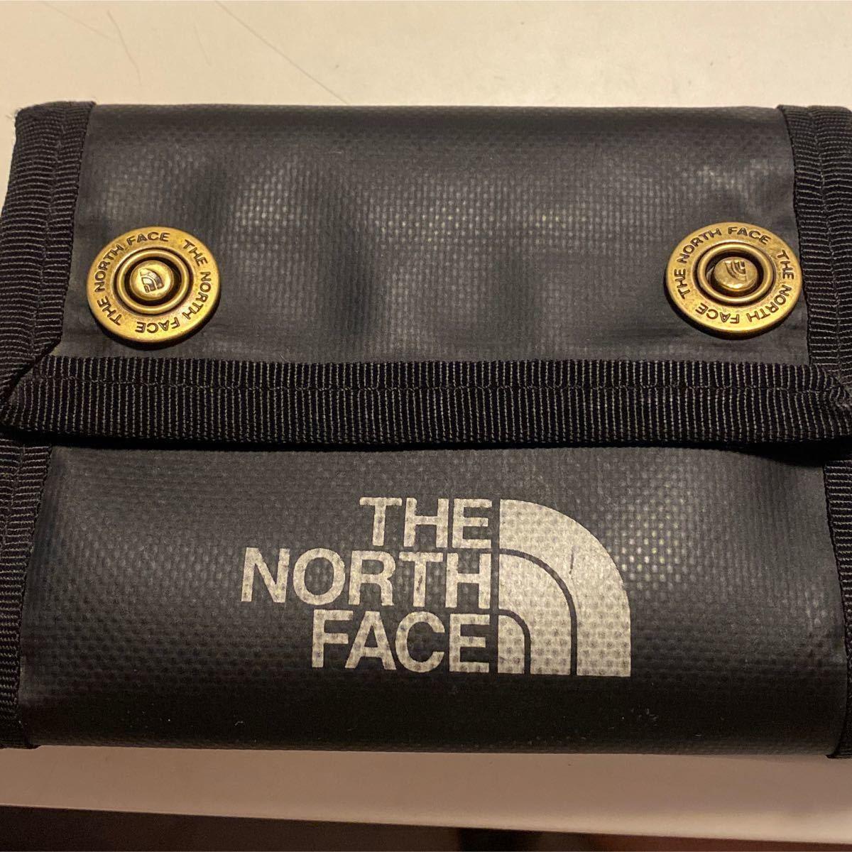 THE NORTH FACE  ザノースフェイス ノースフェイス財布 ザ・ノース・フェイス WALLET 二つ折り財布
