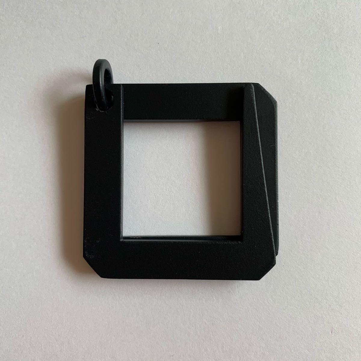 ランタン用S字フック*ブラック黒色アウトドア用品キャンプ用品