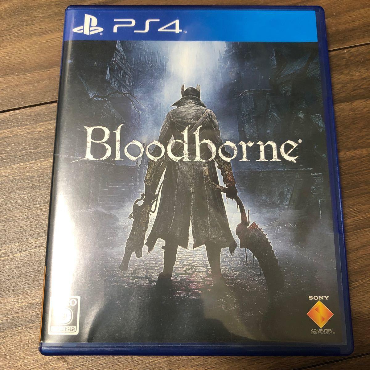 【PS4】 Bloodborne [通常版]