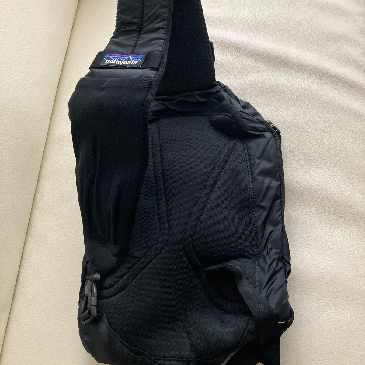 新品未使用 パタゴニア ウルトラライト ブラックホール スリング 8L SP20 ブラック 黒