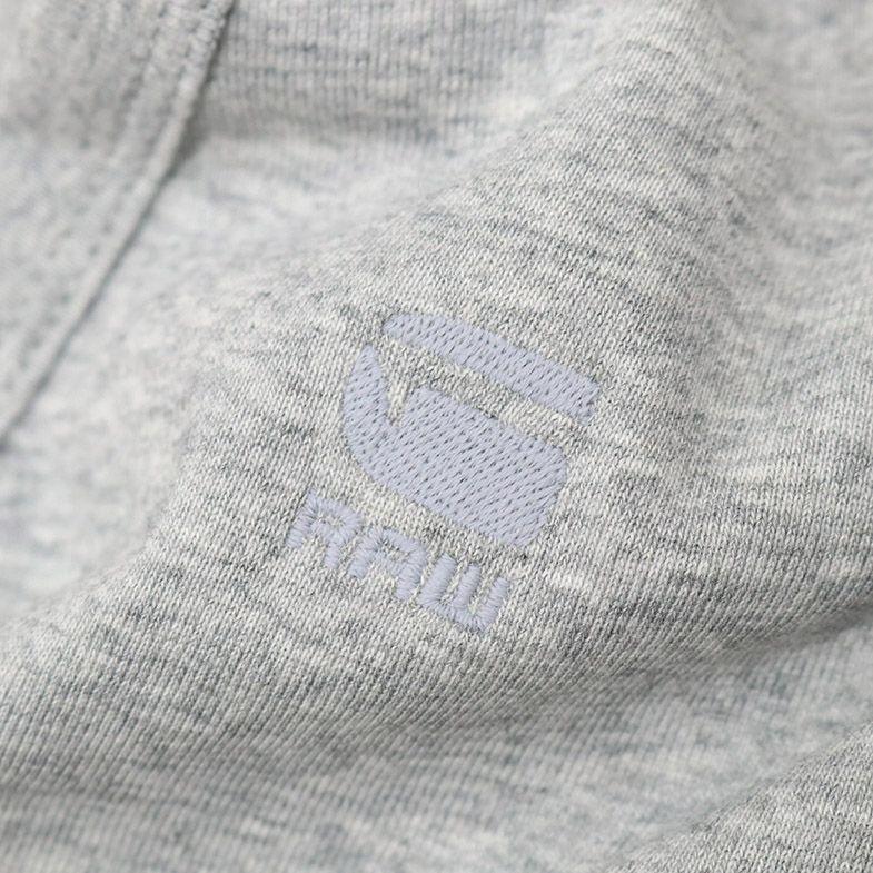 1円/春夏/G-STAR RAW/Sサイズ/2パックTシャツ BASE V T S/S 8756-124 ジャージー Vネック 無地 定番 半袖 新品/グレー/ct270/_画像5