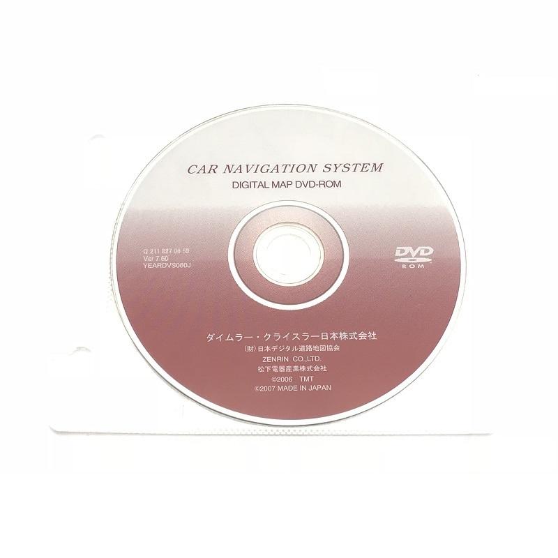 良品 ダイムラー クライスラー 純正 ナビ DVD-ROM 2007年版 Ver7.60 千葉県 直接引き取り可 0円_画像1