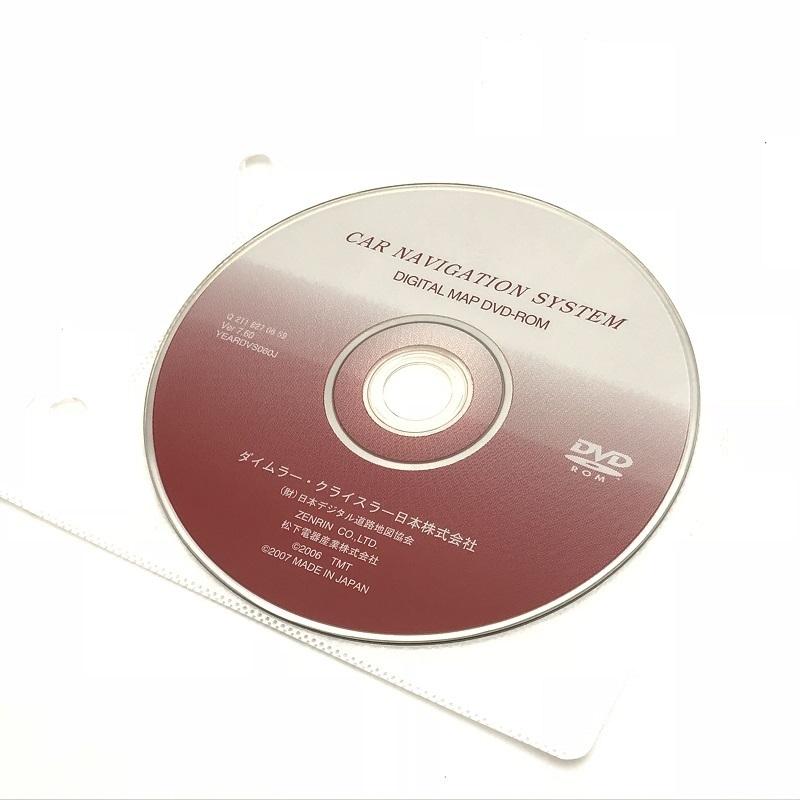 良品 ダイムラー クライスラー 純正 ナビ DVD-ROM 2007年版 Ver7.60 千葉県 直接引き取り可 0円_画像2