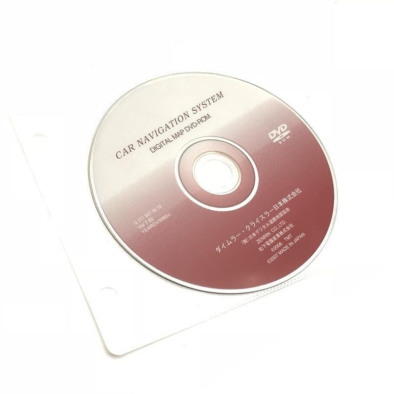良品 ダイムラー クライスラー 純正 ナビ DVD-ROM 2007年版 Ver7.60 千葉県 直接引き取り可 0円_画像3