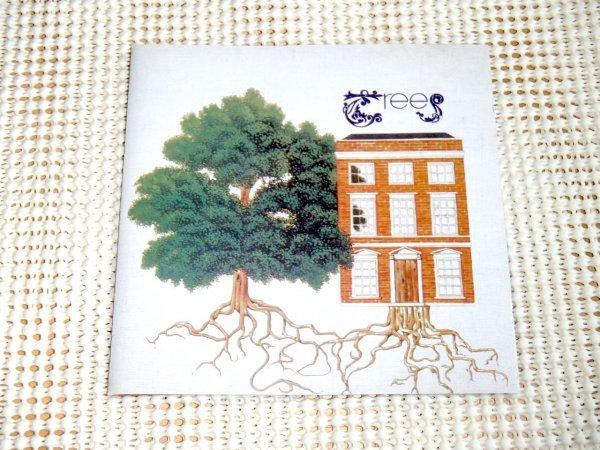 廃盤 Trees トゥリーズ The Garden Of Jane Delawney/ Bias Boshell (ex: Moody Blues ) Barry Clarke ( Casablanca ) UKプログレ トラッド